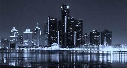 Skyline Detroit Wallpapers