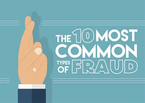 The 10 Most Common Types Of Fraud We Investigate