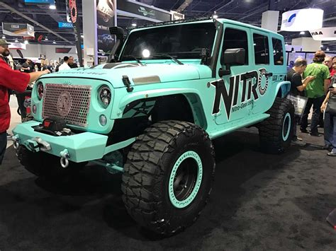 jeep nitro sema 2016 image walkthrough quadratec