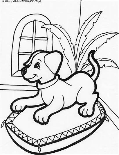 Coloring Dog Pages Breeds Puppy Clifford Popular