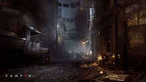 Vampyr DONTNODs Gothic Adventure Gets A Release Date