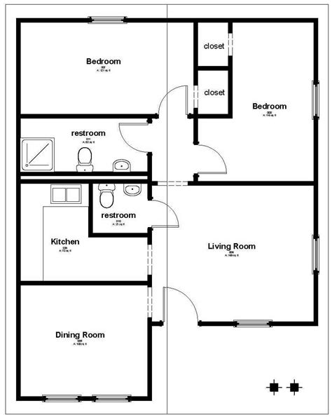 home building floor plans floor plans low cost houses home design and style