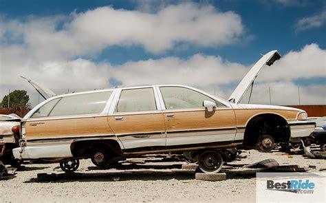 Wood Buick by Post Junkyard Therapy 1994 Buick Roadmaster Wagon