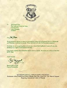 25 best ideas about hogwarts letter template on pinterest With best harry potter acceptance letter