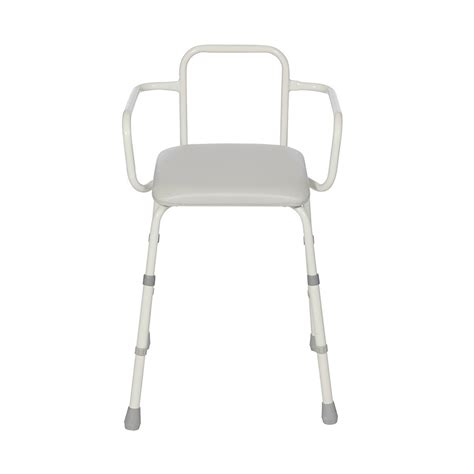 Stool With Arms Adjustable Height Stool With Back And Arms Low Prices