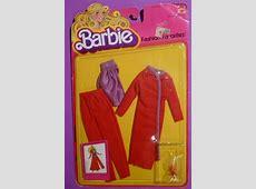 BARBIE FASHION FAVORITES #3786 '79 Barbie Clothes
