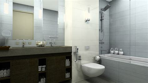 A Look At Sophisticated Gray Bathroom Designs