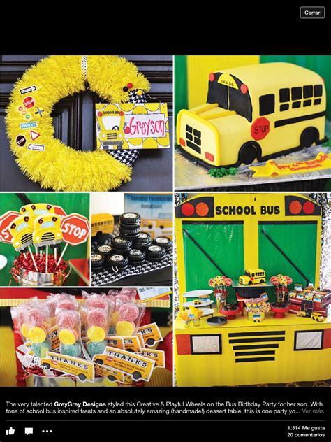 school ideas cumplea 241 os