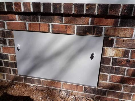 tips protect crawl space vent covers