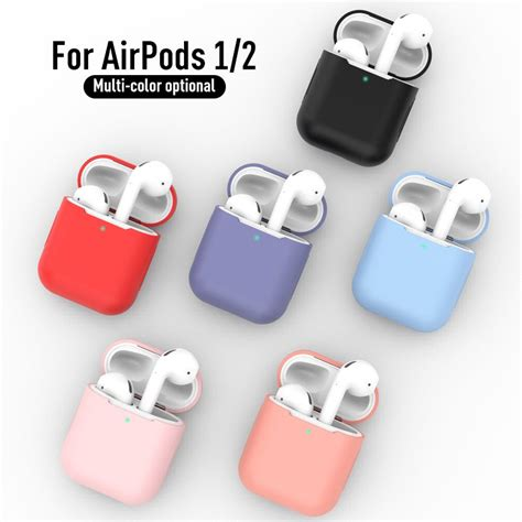 airpods      soft silicone case shockproof inpods  branded fashion trendy cover
