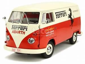 Volkswagen Transporter Combi : schuco volkswagen combi t1 transporter ferrari 1 18 ebay ~ Gottalentnigeria.com Avis de Voitures