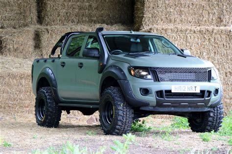 ford ranger raptor kaufen used 2012 ford ranger vat q up cab camo seeker raptor edition choice of black grey