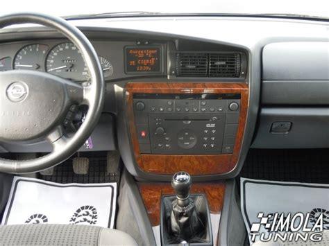 cockpit dekor opel omega