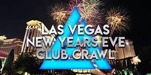 2021 Las Vegas New Years Eve Club Crawl at Starting location TBA, Las Vegas