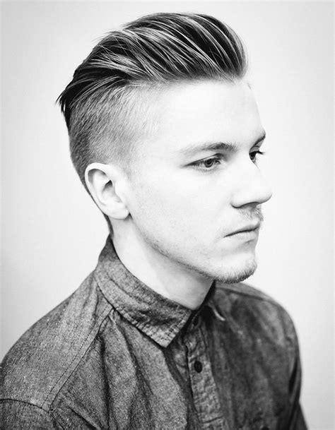 photo de coupe de cheveux homme coiffure en image