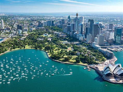 Sydney Is The State Capital Of New South Wales And The Most Populous City In Australia And