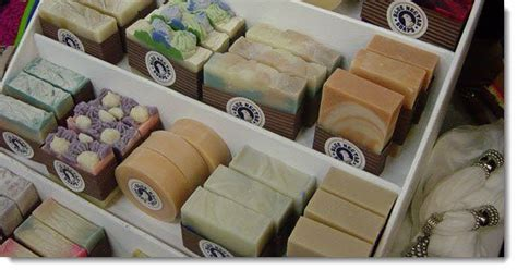 money selling homemade soap