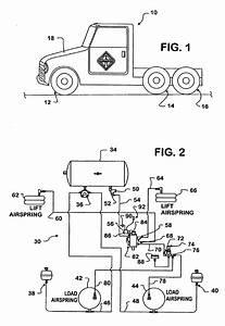 Patent Us6810982 - Lift Axle Control