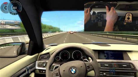 Bmw M5 F10 City Car Driving Simulator G27 300 Km/h Big