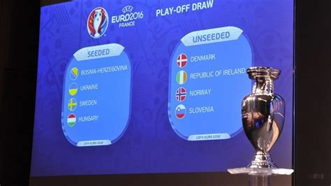 2016 draw to be held on 12 december with seeding revealed