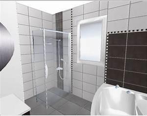 Logiciel Gratuit Calepinage Carrelage : logiciel gratuit salle de bain interesting idees de decoration interieure logiciel simulation ~ Melissatoandfro.com Idées de Décoration