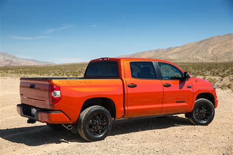 Official Details For 2015 Toyota Tundra Trd Pro Announced