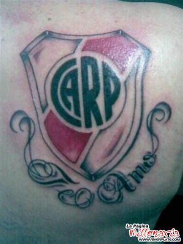 River Plate y sus tatuajes ~ Fotos de Tatuajes