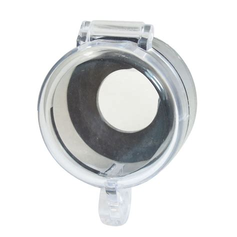 clear 22mm protective cover guard for push