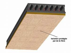Isolant Sous Dalle Béton : isolation thermique plafond sous sol id e ~ Dailycaller-alerts.com Idées de Décoration