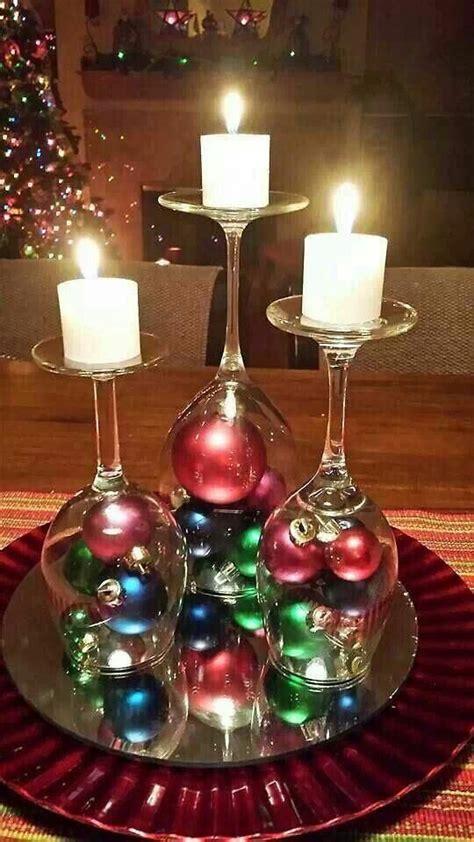 ideas geniales de decoracion navidena  comedor