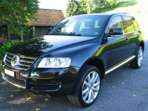 vw touareg 5 0 tdi v10 chf 83 900 voiture d occasion images auto ch
