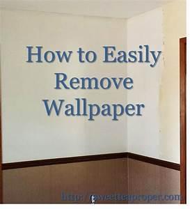 How to Remove Wallpaper (Easy)