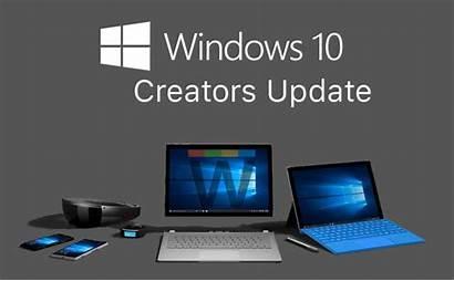 Windows Creators Update Release Microsoft Date April