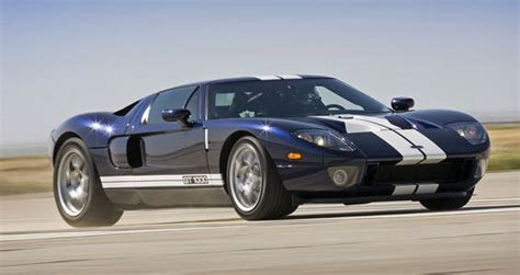Hennessey Ford Gt 1000