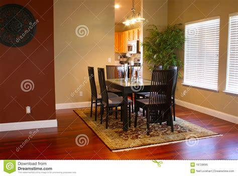 sala da pranzo moderna sala da pranzo moderna immagine stock immagine di