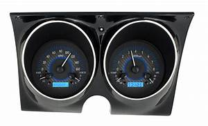 Dakota Digital Vhx Analog Gauges Vhx
