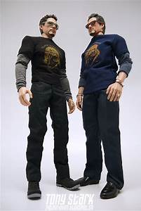Toyhaven A Tale Of Two Tony Starks Comparing Asmus Toys