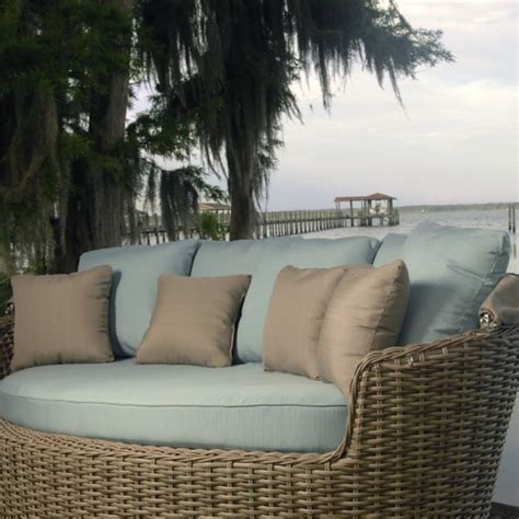 Ebel Dreux Patio Furniture by Dreux Daybed