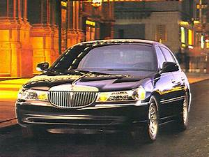 1999 Lincoln Town Car Reviews  Specs And Prices