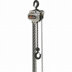 Ingersoll Rand Manual Chain Hoist  U2014 5