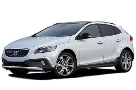 volvo  cross country hatchback  practicality boot