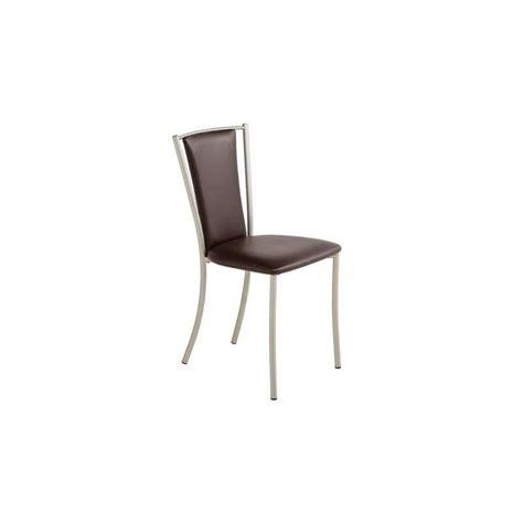 chaises de cuisine but chaise de cuisine en métal reina 4 pieds tables
