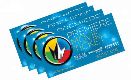 Regal Movie Tickets | Washington Farm Bureau