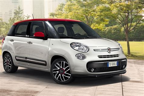 Fiat L by Italy Gets New Fiat 500l Edition Specials Carscoops