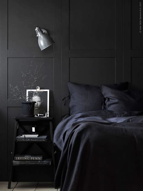Black And Bedroom Ideas by Black Bedroom Ideas Inspiration For Master Bedroom