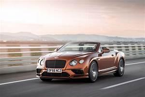 Bentley Continental Supersports : 2017 bentley continental supersports first drive review saving the best for last motor trend ~ Medecine-chirurgie-esthetiques.com Avis de Voitures