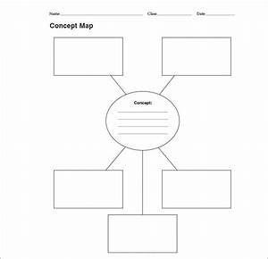 concept map template free premium templates With free nursing concept map template