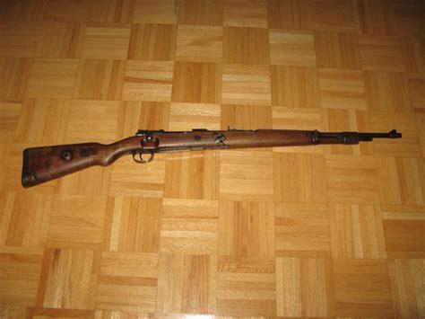 1943 K98 Mauser Byf H 135 Waffenamt Vet Bring Back Found