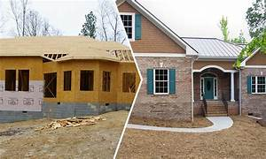 Brick Ranch Home | Waxhaw Custom Homes | Palmer Custom ...