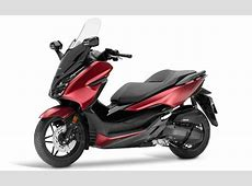 Honda Forza Could Be The Right Answer For Suzuki Burgman